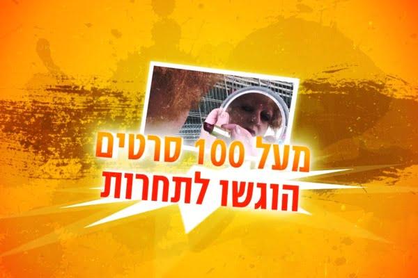 תחרות הקולנוע הדוקומנטרי הישראלי, בהפקת קלמנטינה הפקות סרטים